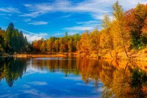 Ode to Autumn by Philippe Sainte-Laudy