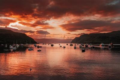 Portree Sunrise by Philippe Sainte-Laudy