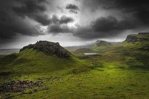 Quiraing by Philippe Sainte-Laudy