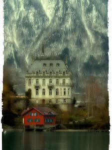 Swiss Chateau by Philippe Sainte-Laudy