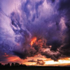 The Sky Is Broken by Philippe Sainte-Laudy