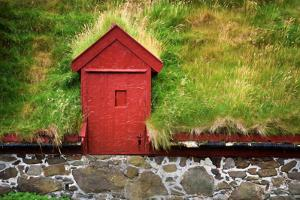 When the Grass Grows on Roofs by Philippe Sainte-Laudy