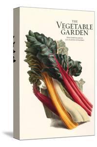 The Vegetable Garden by Philippe-Victoire Leveque de Vilmorin