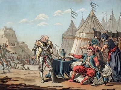 Philippe Villiers de L'Isle-Adam-Jacques Francois Joseph Swebach-Giclee Print