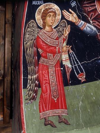 Archangel Michael, 1494