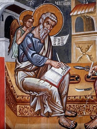 St Matthew, 1494
