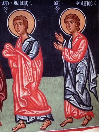 St Thomas and St Philip, 1494
