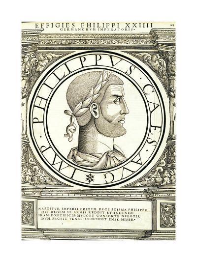 Philippus-Hans Rudolf Manuel Deutsch-Giclee Print