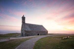 chapelle saint michel de Brasparts by Phillipe Manguin
