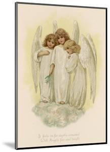 Three Young Angels by Phillips Brooks