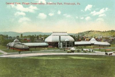 Phipps Conservatory, Schenley Park, Pittsburgh