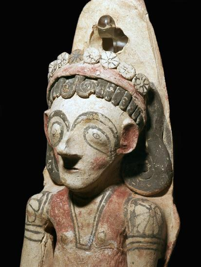Phoenician statuette of a votary, 7th century BC-Unknown-Giclee Print
