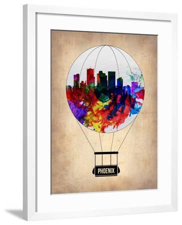 Phoenix Air Balloon 2-NaxArt-Framed Art Print