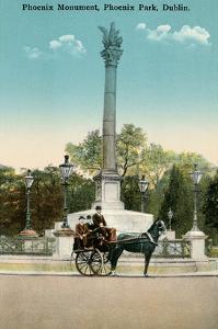 Phoenix Monument, Dublin, Ireland