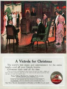 Phonograph, 1914