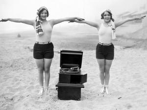 Phonograph, c1929