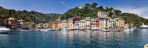 Portofino Big Panorama by Phooey