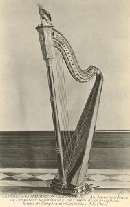Photo of Harp in Napoleon's House