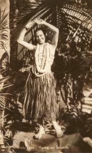 Photo of Hula Girl