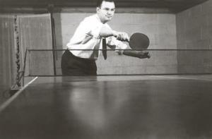 Photo of Man Playing Ping-Pong