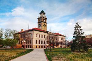 Pioneers Museum in Colorado Springs, Colorado by photo ua