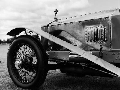 Photograph of a 1930 Rolls-Royce Phantom II Mulliner Continental Tourer, c.1958-Walker Evans-Photographic Print