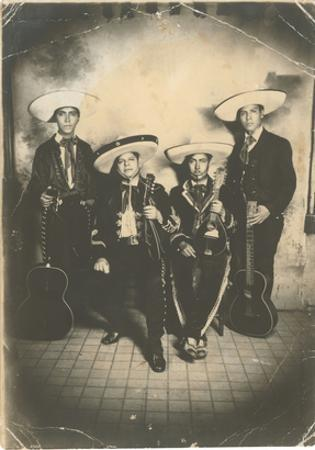 Photograph of Mariachis