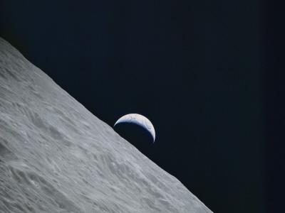 Pic of earth taken from moon