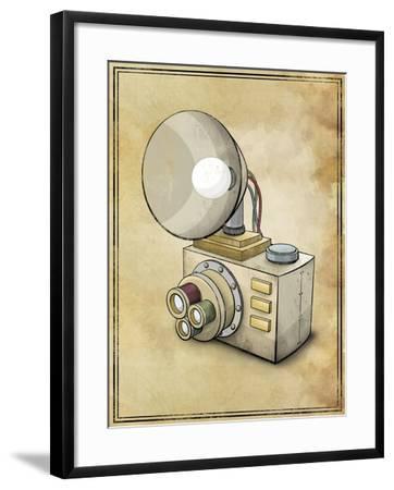 Photography-Michael Murdock-Framed Giclee Print