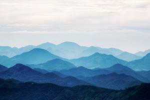 Blue Mountains by PhotoINC