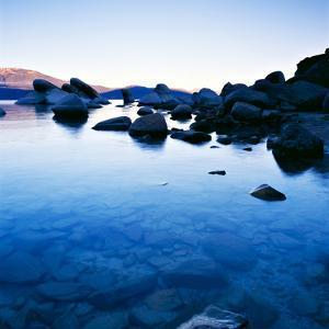Blue Rocks by PhotoINC