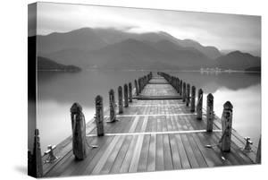 Lake Pier by PhotoINC