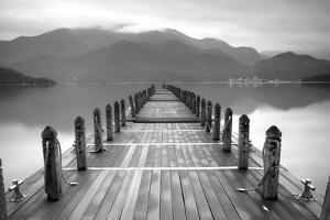 Lake Pier by PhotoINC