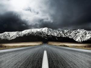 Open Road by PhotoINC