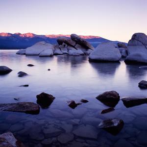 Purple Rocks by PhotoINC