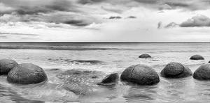 Beach Rocks by PhotoINC Studio
