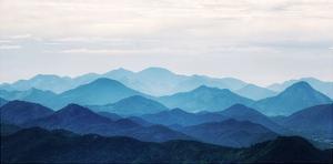 Blue Mountains by PhotoINC Studio