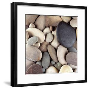 Brown Pebbles by PhotoINC Studio