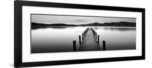 Lake Pier by PhotoINC Studio