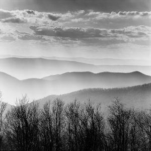 Misty Mountains by PhotoINC Studio