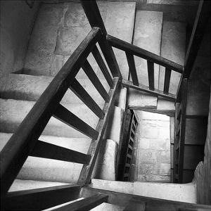 Spiral Staircase No. 7 by PhotoINC Studio