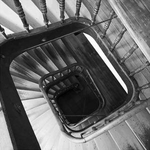 Spiral Staircase No. 8 by PhotoINC Studio