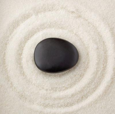 Zen Pebble by PhotoINC Studio