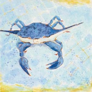 Blue Crab VI by Phyllis Adams