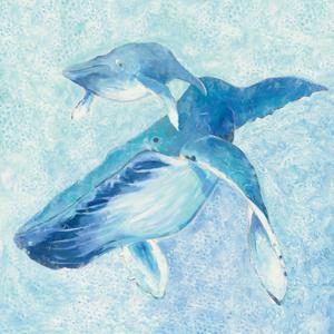 Blue Mama V2 by Phyllis Adams