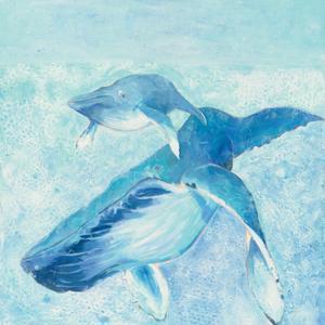 Blue Mama by Phyllis Adams