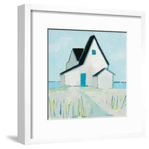 Cottage by the Sea Neutral by Phyllis Adams
