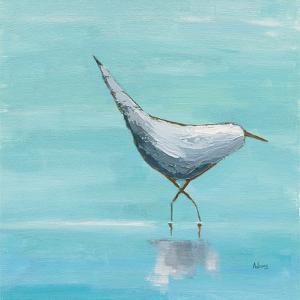 Egret I by Phyllis Adams