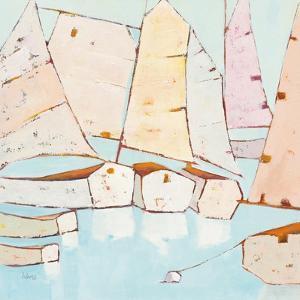 Moored by Phyllis Adams