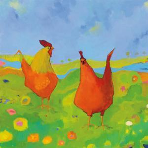 Spring Has Sprung by Phyllis Adams